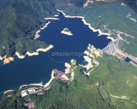 早明浦ダムの写真素材 [FYI02369188]