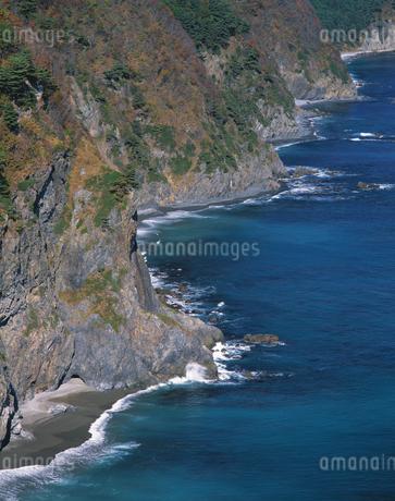 鵜ノ巣断崖の写真素材 [FYI02369404]