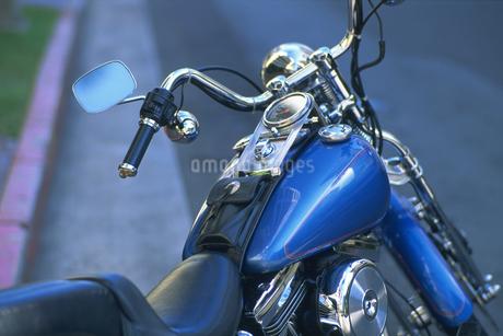 オートバイの写真素材 [FYI02369733]