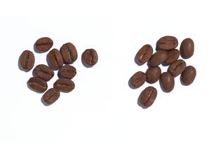 コーヒー豆の写真素材 [FYI02370739]