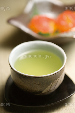 お茶の写真素材 [FYI02371293]