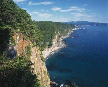 三陸海岸の写真素材 [FYI02372020]