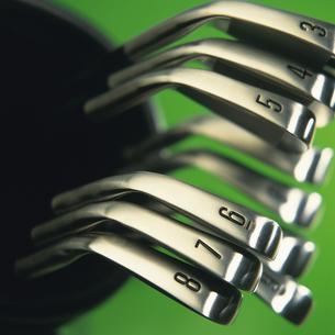 ゴルフイメージの写真素材 [FYI02372073]