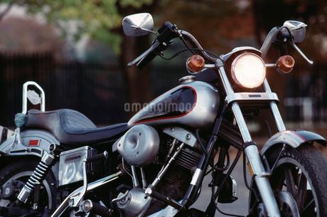 バイクの写真素材 [FYI02373188]
