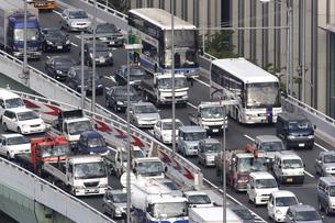 阪神高速の写真素材 [FYI02373512]