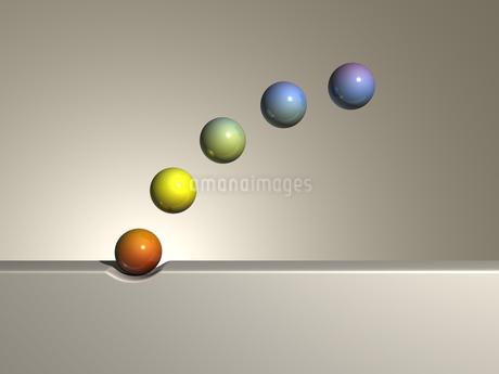 球体のイラスト素材 [FYI02373863]