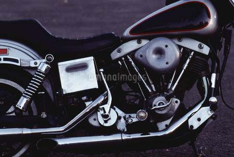 オートバイの写真素材 [FYI02374376]