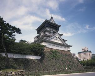 小倉城天守閣の写真素材 [FYI02374880]