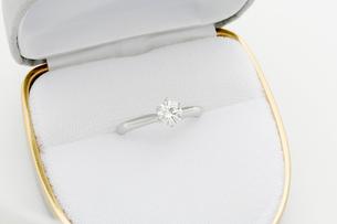 指輪の写真素材 [FYI02375995]