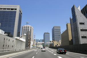 阪神高速道路の写真素材 [FYI02376176]