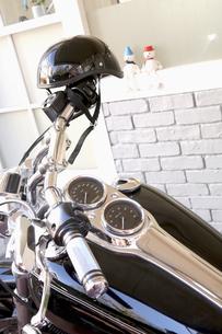 オートバイの写真素材 [FYI02377728]