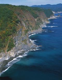 鵜ノ巣断崖の写真素材 [FYI02377738]