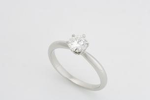 指輪の写真素材 [FYI02378394]