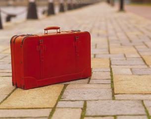 スーツケースの写真素材 [FYI02378628]