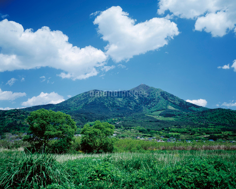 筑波山の写真素材 [FYI02378705]