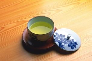 日本茶の写真素材 [FYI02381446]