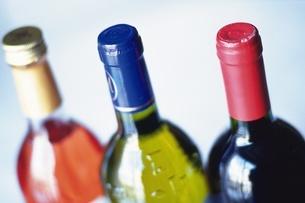 ボトルワインの写真素材 [FYI02381908]
