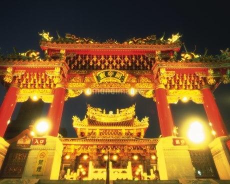 中華街の写真素材 [FYI02383290]