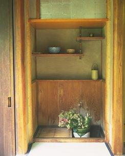 木造建築イメージの写真素材 [FYI02384337]