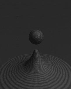 コンピューターグラフィックスの写真素材 [FYI02393892]
