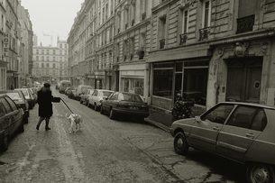 パリの街並みの写真素材 [FYI02394495]