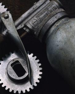 機械イメージの写真素材 [FYI02395979]