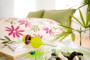 寝室の写真素材 [FYI02398999]