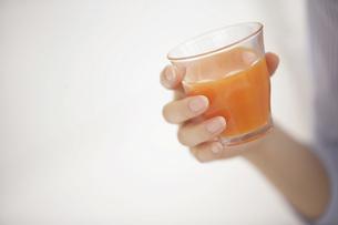 野菜ジュースの写真素材 [FYI02399192]