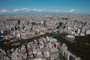 日本武道館 九段下駅周辺の写真素材 [FYI02400099]