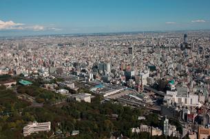 JR上野駅周辺の写真素材 [FYI02400127]