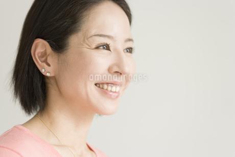 笑顔の写真素材 [FYI02402638]