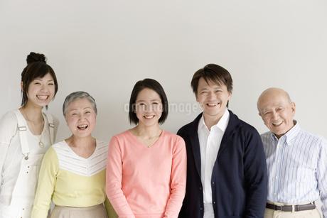 家族イメージの写真素材 [FYI02403518]