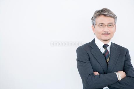 ビジネスマンポートレートの写真素材 [FYI02403741]