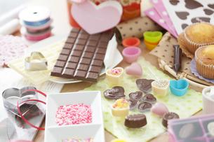 お菓子作りの写真素材 [FYI02410756]