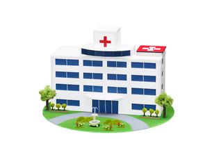 病院の写真素材 [FYI02417355]