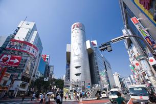 渋谷109周辺の写真素材 [FYI02420381]