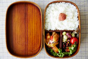 お弁当の写真素材 [FYI02420943]