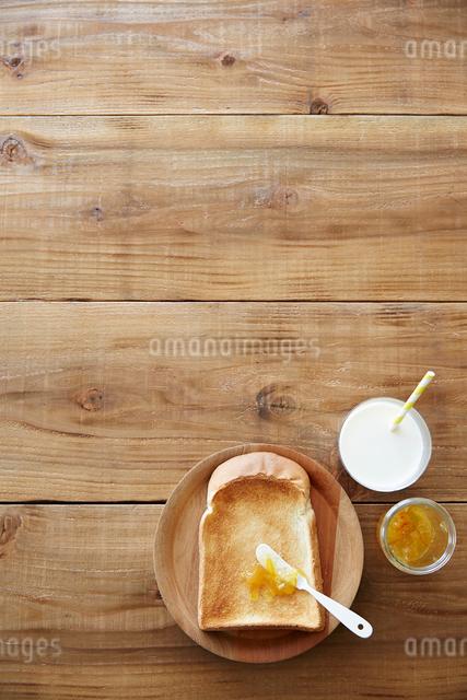 トーストセットの写真素材 [FYI02421052]