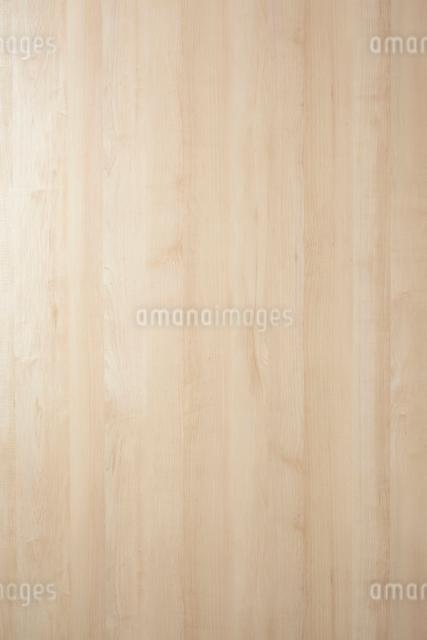 明るい木目の板素材の写真素材 [FYI02421091]