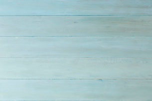 古びた青い床の写真素材 [FYI02421099]
