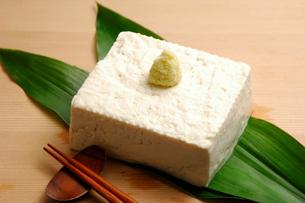 豆腐の写真素材 [FYI02433166]