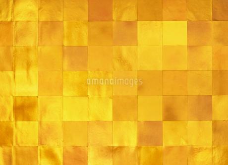 金箔イメージの写真素材 [FYI02448224]