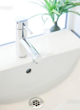 洗面台の写真素材 [FYI02457268]
