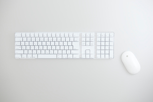 キーボードとマウスの写真素材 [FYI02457813]