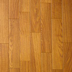フローリングの木材の背景の写真素材 [FYI02458861]