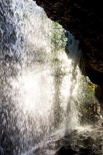 雷滝の写真素材 [FYI02461299]