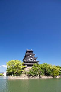 広島城の写真素材 [FYI02462597]