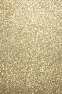 金色の一面のラメの写真素材 [FYI02462610]