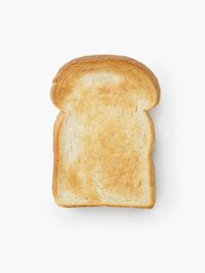 焼いた食パンの写真素材 [FYI02465003]