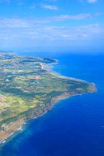 喜屋武岬の海岸の写真素材 [FYI02475227]